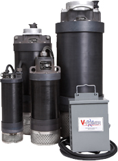 V-Power Dewatering Pumps & Replacement Parts